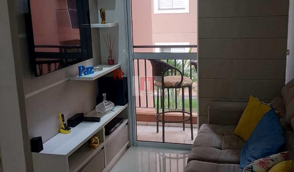 Apartamento em Americana, bairro Centro