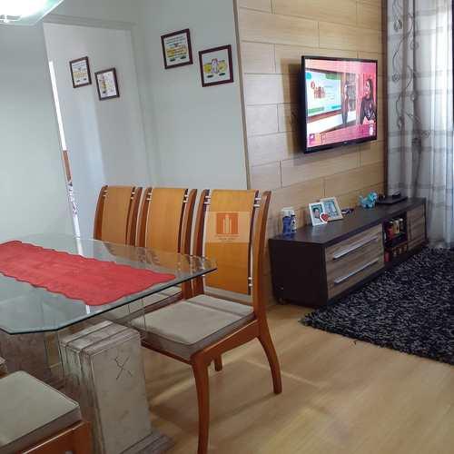 Apartamento, código 1151 em Santo André, bairro Vila Luzita