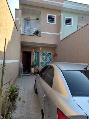 Sobrado, código 1154 em São Paulo, bairro Vila Alpina