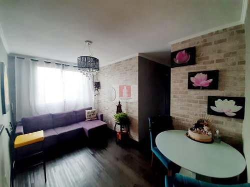 Apartamento, código 1180 em São Paulo, bairro Jardim Ângela (Zona Leste)