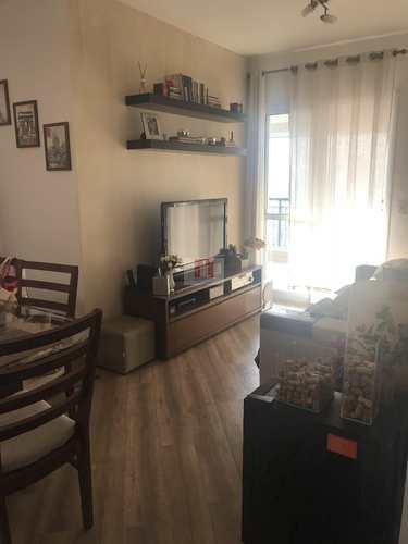 Apartamento, código 1244 em São Paulo, bairro Jardim Piqueroby