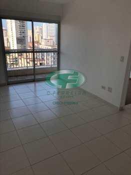 Apartamento, código 1576800 em Santos, bairro Encruzilhada