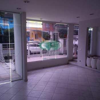 Terreno em Santos, bairro Gonzaga
