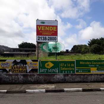 Terreno em Santos, bairro Morro Nova Cintra