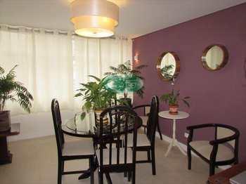Apartamento, código 1563900 em Santos, bairro Boqueirão