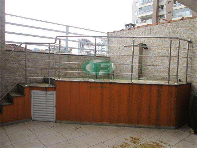 Sobrado em Santos, no bairro Encruzilhada