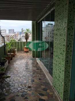 Apartamento, código 1556000 em Santos, bairro Gonzaga