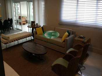 Apartamento, código 1543400 em Santos, bairro Boqueirão