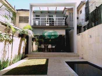 Sobrado, código 1530800 em Santos, bairro Gonzaga