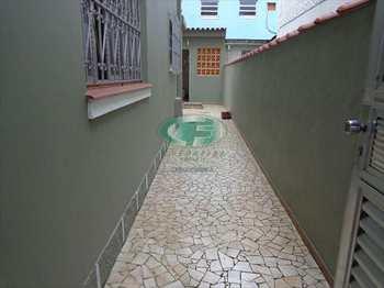 Sobrado, código 1513300 em Santos, bairro José Menino