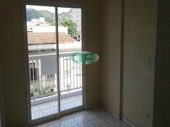 Apartamento, código 1470400 em Santos, bairro Vila Matias