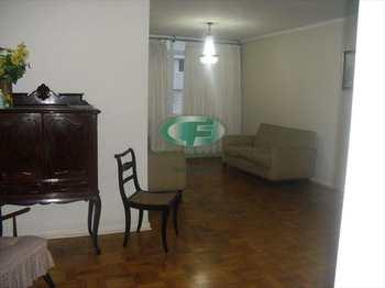 Apartamento, código 1421800 em Santos, bairro Boqueirão