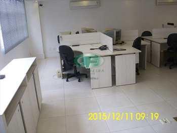Sala Comercial, código 1371200 em Santos, bairro Centro