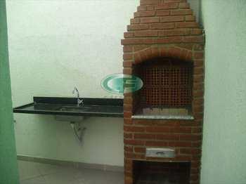 Casa, código 1124700 em Santos, bairro Marapé