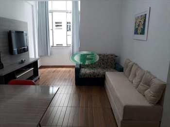 Apartamento, código 849001 em Santos, bairro Aparecida