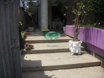Sobrado, código 844900 em Santos, bairro Aparecida