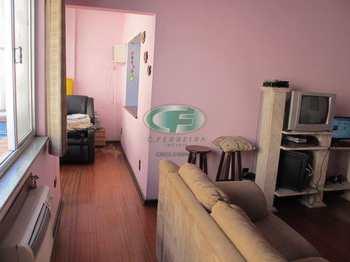 Apartamento, código 833301 em Santos, bairro Encruzilhada
