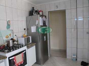 Apartamento, código 818201 em Santos, bairro Aparecida
