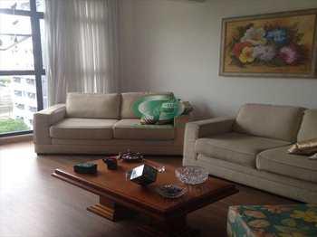 Apartamento, código 750501 em Santos, bairro Aparecida