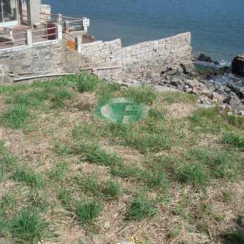 Terreno em São Vicente, bairro Ilha Porchat