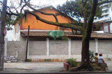 Terreno em Santos, no bairro Ponta da Praia