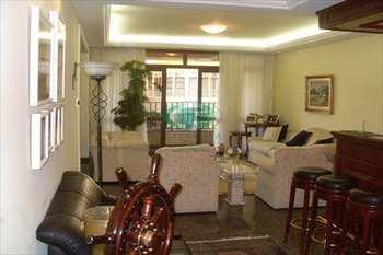 Apartamento, código 584500 em Santos, bairro Boqueirão