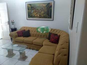 Apartamento, código 1587001 em Santos, bairro Gonzaga