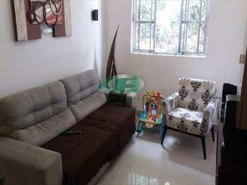 Apartamento, código 858801 em Santos, bairro Encruzilhada