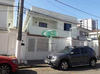 Casa, código 1587098 em Santos, bairro Ponta da Praia