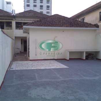 Casa em Santos, bairro Campo Grande