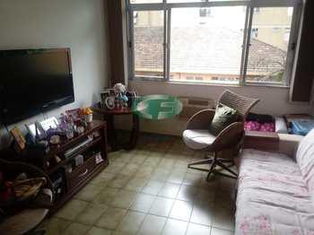 Apartamento, código 1587497 em Santos, bairro Boqueirão