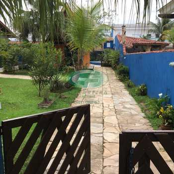 Casa em Bertioga, bairro Boracéia