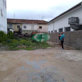Terreno em Santos, bairro Vila Belmiro