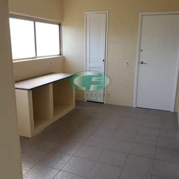 Apartamento em São Vicente, bairro Ilha Porchat