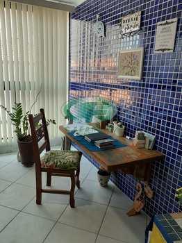 Apartamento, código 1589111 em Santos, bairro Embaré