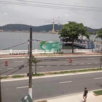 Sala Comercial em Santos, bairro Ponta da Praia