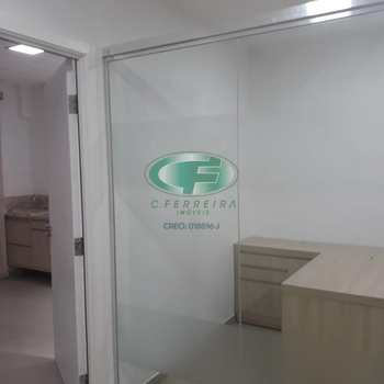 Sala Comercial em Santos, bairro Gonzaga
