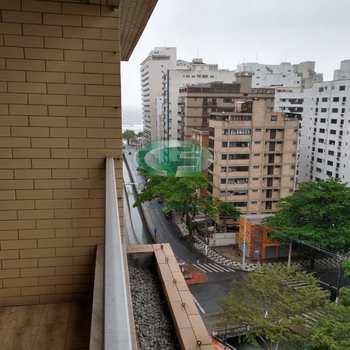 Apartamento em Santos, bairro Embaré