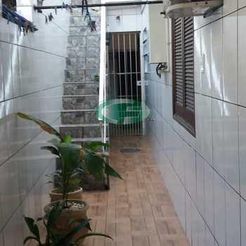 Casa em Santos, bairro Castelo