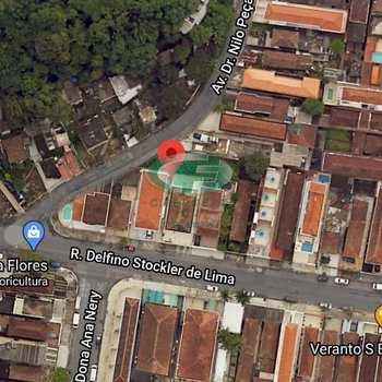 Terreno em Santos, bairro Marapé