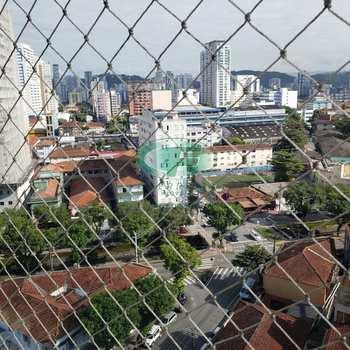 Cobertura em Santos, bairro Embaré