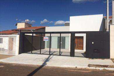 Casa, código 979 em Agudos, bairro Jardim Marcia