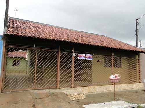 Casa, código 1607 em Agudos, bairro Centenário Park
