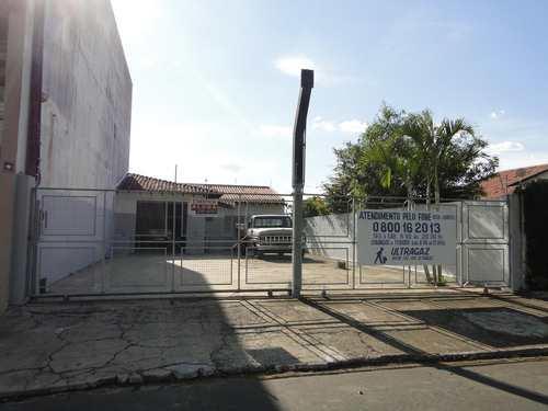 Salão, código 1638 em Agudos, bairro Jardim Santa Angelina
