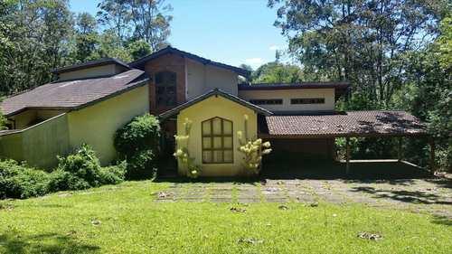 Casa de Condomínio, código 5247 em Embu das Artes, bairro Moinho Velho