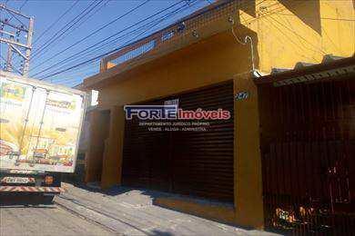 Salão, código 42899101 em São Paulo, bairro Vila Santa Maria