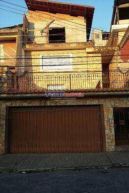 Sobrado, código 42890701 em São Paulo, bairro Jardim Santo Alberto