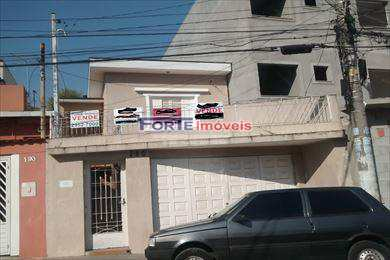 Casa, código 42890101 em São Paulo, bairro Parada Inglesa