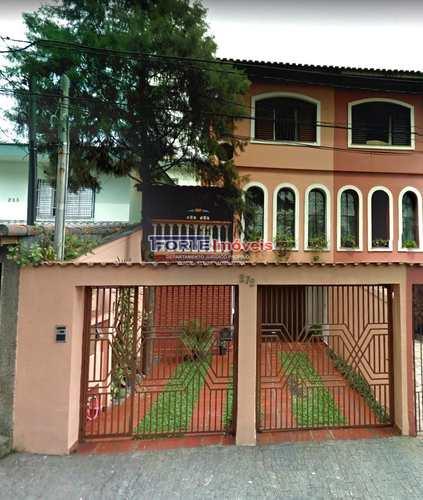 Sobrado, código 42889601 em São Paulo, bairro Parque Casa de Pedra
