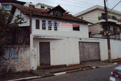 Sobrado em São Paulo, no bairro Vila Albertina